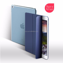 Shockproof cover Tri-Fold Ultra Slim Lightweight Smart Case with Stand Function cover for ipad 9.7 2018/ for ipad mini case
