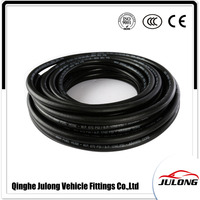 High performance Nylon Braided oil resistant rubber diesel fuel hose