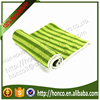 BSCI factory Microfiber Weft Strip Cloth High Absorbent Microfiber Kitchen Cloth
