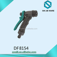 Manufacturer Best Quality Cheap Promotion Garden Plastic Water Nozzle DF8154 Hose Water Gun