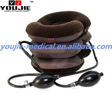 Hot Selling Patent Cervical Traction Neck Massager Pillow