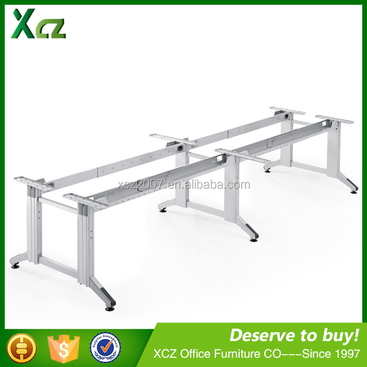 Good quality stainless steel meeting table leg / office furniture frame / modern office table leg
