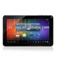 ZXS-A13-9 Direct Factory Cheap China Android Tablet,A13,1.2Ghz,Wifi,512M ROM8G Android 4.2 Mini PC Tablets,9 Inch Android Tablet
