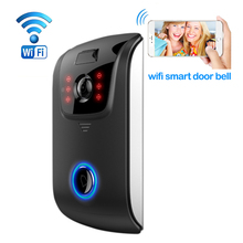 Competition Apartment Install Color Video Door Phone, Electric Battery Onvif Wifi Ip Doorbell Camera, Door Calling Bell