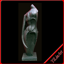 Carved Stone Art Statue Sculpture (YL-C078)