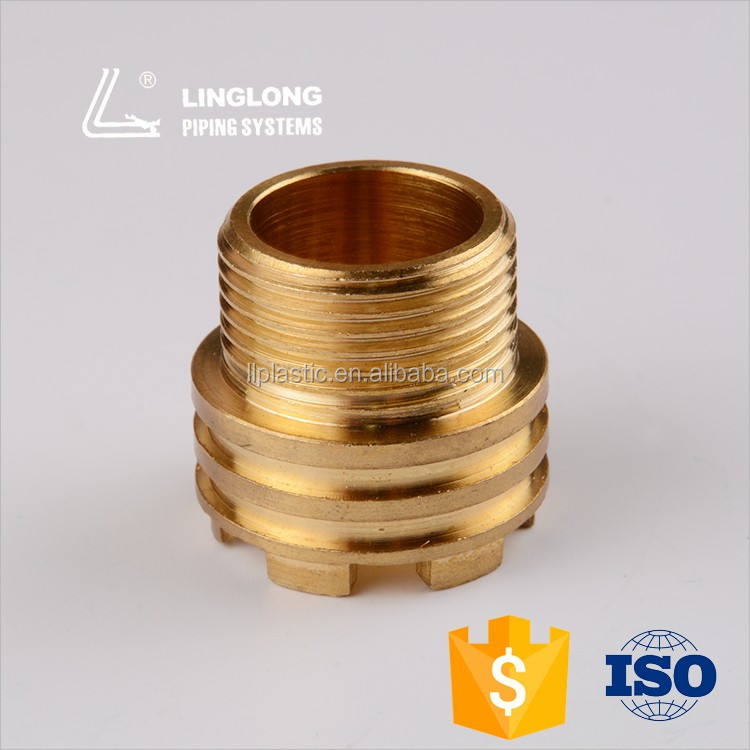 Online shopping brass threaded reducing insert