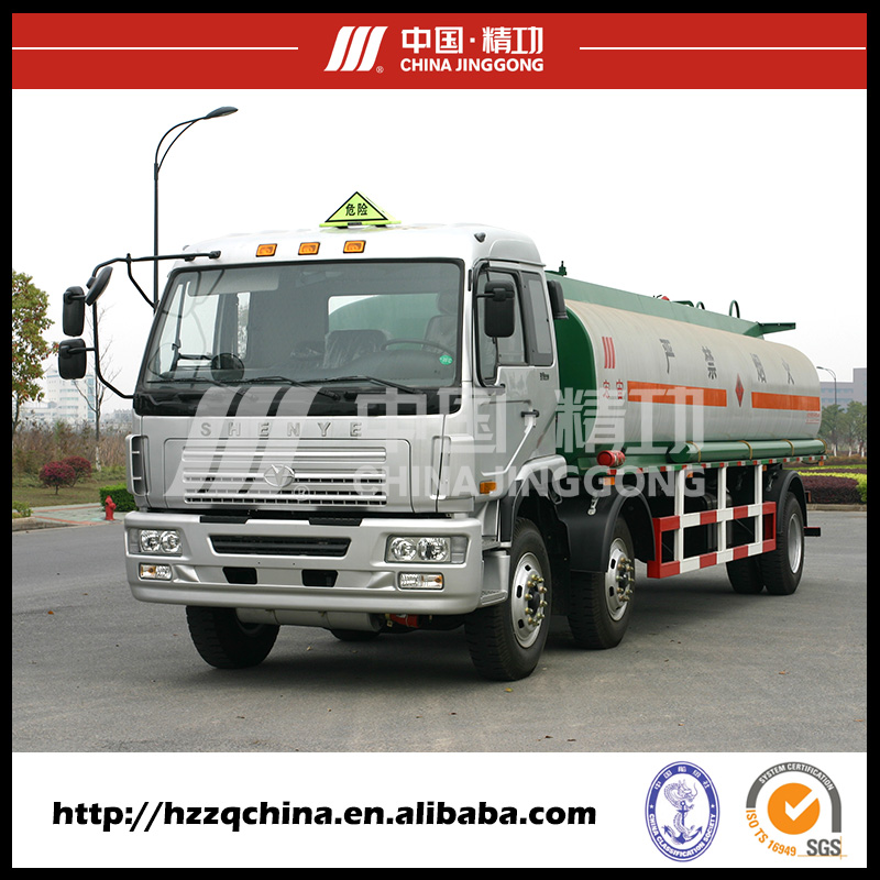 Custom Manufacturer 6x2 fuel tank truck for delivery diesel