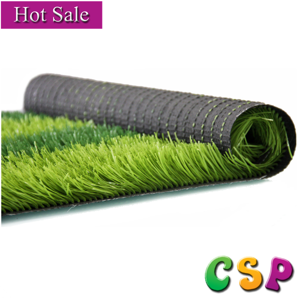 High Quality outdoor indoor synthetic football turf colors