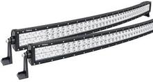 Curved automotive led lights CSL-BDC240 led emergency lights lightbars with lamp cup
