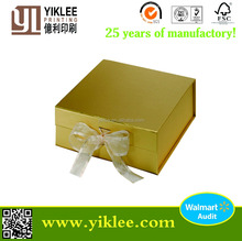 25 years Custom Folding Rigid Gift packaging boxes,cardboard clothing jewelry trinket wine necklace box,custom design