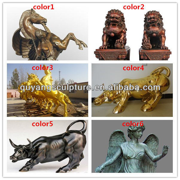 Bronze Life Size Dog Statues For Garden