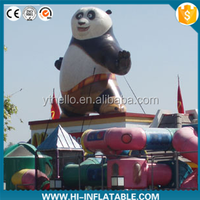 Inflatable KungFu Panda Model / inflatable film chracter cartoon christmas inflatable cartoon