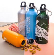 Promotional Drinking Aluminum Sports Water Bottle Aluminum Bottle