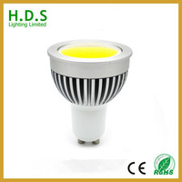 COB GU10 LED Spotlight Bulb Light warm white epistar diodes lamp 3w
