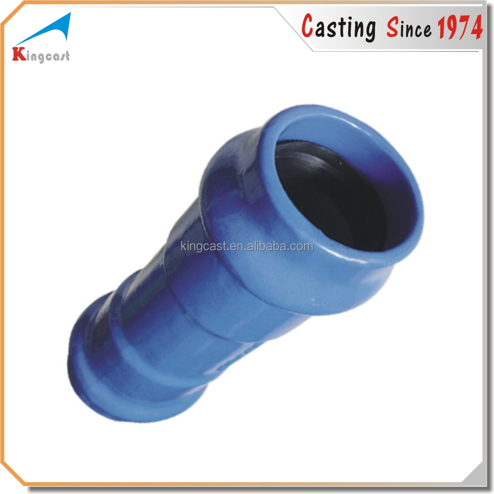 "Casting with cast iron pipe 6"" inch"