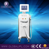 Powerful fat reduction three channels double chin removal machine