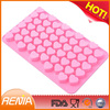 RENJIA custom silicone ice cube tray with lid make your own ice tray ice cube silicone