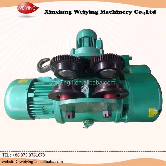 Material Lifting wire traveling electric hoist