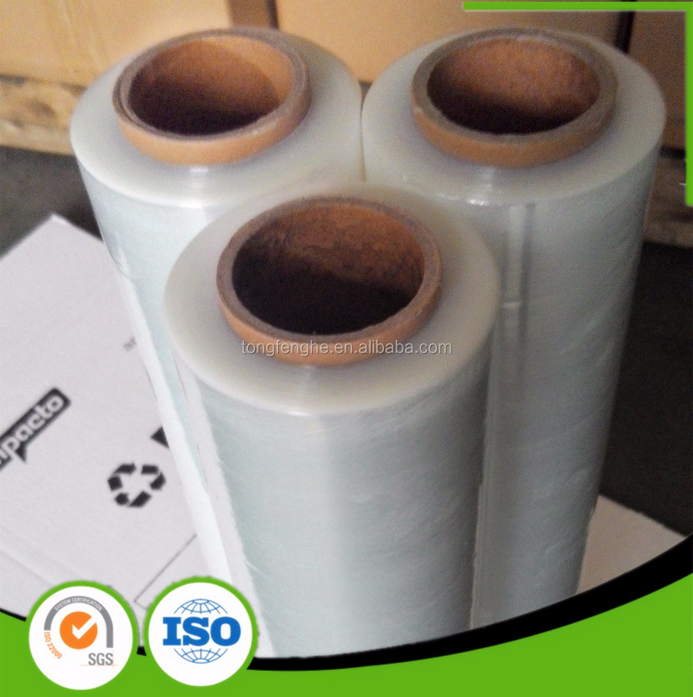 100% Virgin Lldpe Pallet Stretch Wrap
