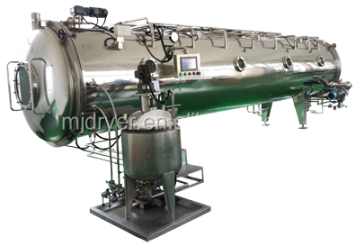 belt vacuum griffonia simplicifolia seed extract dryer made in shanghai energy saving ISO9001