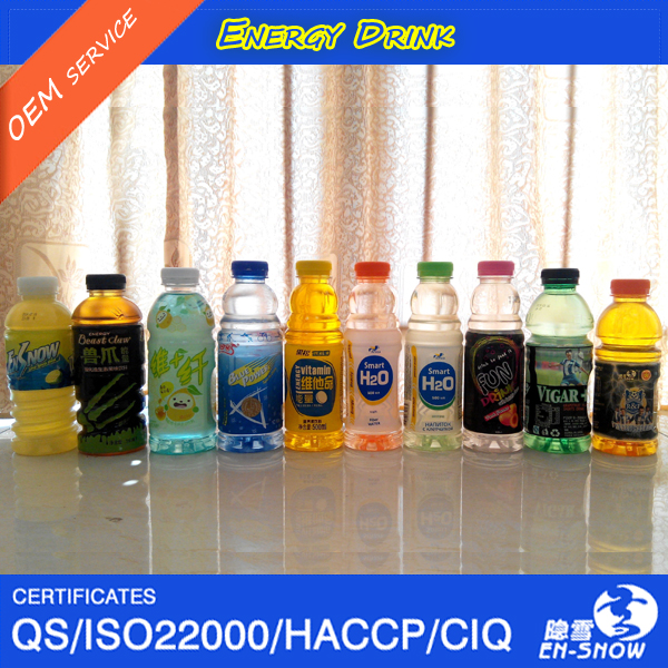 Energy Drink OEM Factory in China