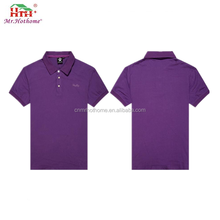 Cheap mens apparel cotton polo shirts uniform
