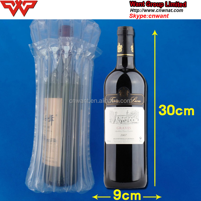 inflatable air dunnage bag,inflating dunnage air bags for truck,inflatable wine air bag
