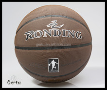 Size 7 indoor soft pu basketball