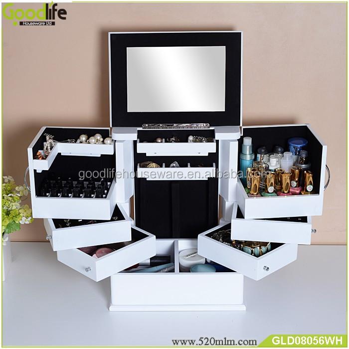 dropship grossistes en bois bo te de rangement vernis ongles cabinet meubles en bois id de. Black Bedroom Furniture Sets. Home Design Ideas
