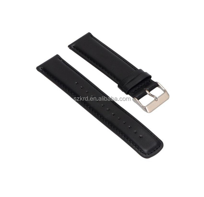 Leather Watch Band Strap for Samsung Gear S3 Classic / Frontier Buckle Wrist Belt Bracelet