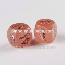 Hot sell Kamasutra Dice Sex Game