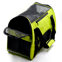 Pet Carriers For Dog & Cat, Comfort Airline Approved Travel Tote Soft Sided Shoulder Bag with Mat - Under Seat Compatability