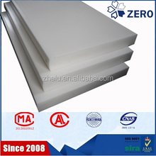 Extruded 100% Virgin Material white POM sheet