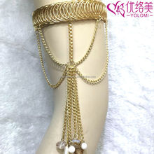 Fashion Arm Band Tribal Bangle Armlet Body Chain Jewelry YMBD7-46