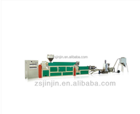 Plastic pp/pe extruder machines with single screw, hot sale and cheap single screw extruder machines from China factory