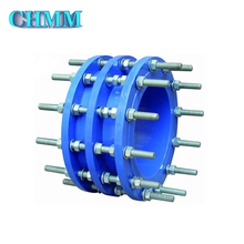China Best Selling Cast Steel DI Pipe Ductile Iron Dismantling Joint