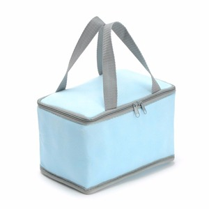 china supplier custom recycled non woven insulated cooler bag big ice bag with aluminum film for frozen food and lunch