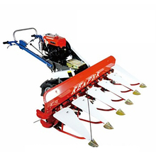 cheap 4G150 rice harvest cutter tractor