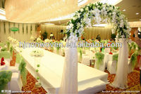 Wedding Decoration Organza Chair Sash and table cloth
