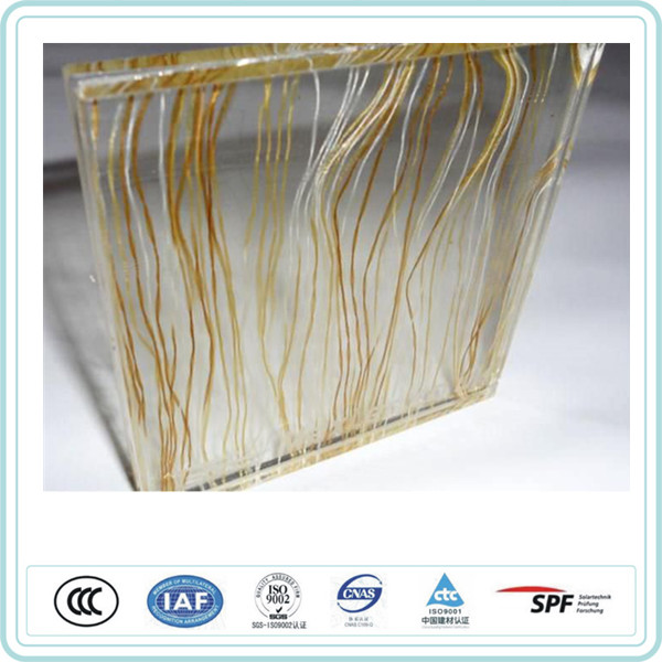 6mm Double Pane Tempered Laminated Glass