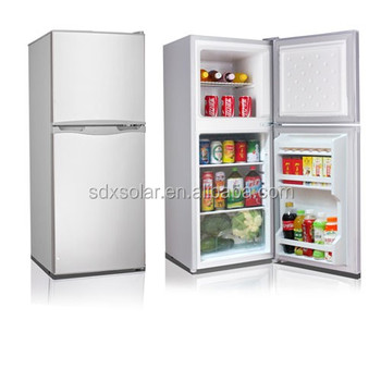 Outdoor and camping DC Refrigerator(upright) BC-112 fridge