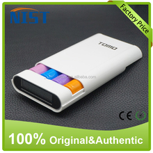 Hot !! Smart power bank+18650 li-ion battery charger TOMO V8-4 6000mAh phone portable charger