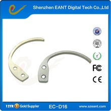 Discount security tag detacher hook for AM hard tag