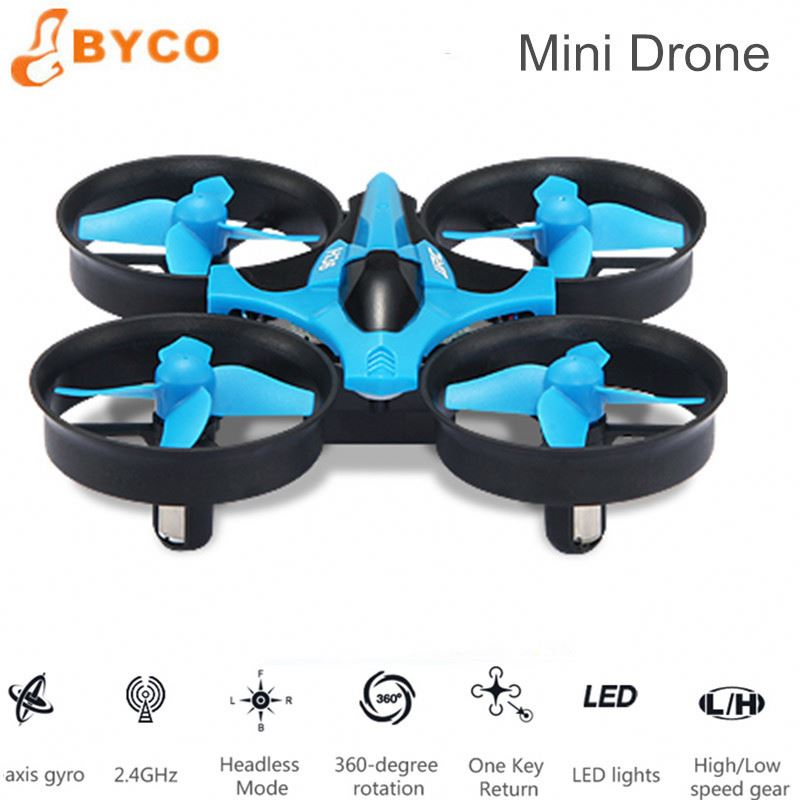 Christmas gift JJRC H7 Mini Quadcopter PK M9912 6 Axis 4CH RC Remote Control Electric Helicopter 2.4G W/ Light