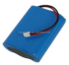 long lifecycle 22.2V 8800mAh cylinder 18650 lithium ion battery pack OEM for application