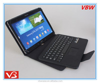 "high quality universal tablet pc case with keyboard and touchpad for android 10.1"" tablet"