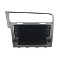 1024*600 resolution touch screen 8 Core Android6.0.1 car DVD player for Golf 7