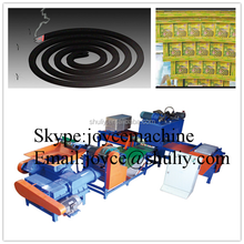 mosquito coil making machine / Automatic mosquito-repellent molding machine / mosquito-repellent incense line