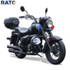 public use police double muffler chopper motorcycles 250cc made in china