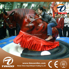 Interesting Amusement park rides cheap inflatable mechanical rodeo bull for sale